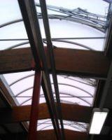 Polycarbonat-Kunststoffdach