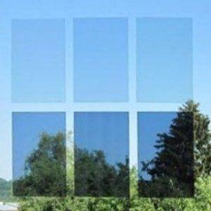 Sonnenschutzfolien optischer Vergleich