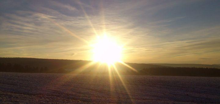 Wärmestrahlung Sonnenschutz