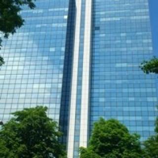 Sonnenschutzglas-Fenster