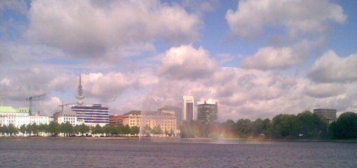 Hamburg-Sonnenschutzfolie