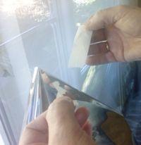 kaufen sonnenschutzfolie spiegelfolie fensterfolie sichtschutzfolie f glas. Black Bedroom Furniture Sets. Home Design Ideas