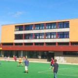 Schule-Splitterschutzfolien