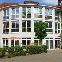 Sonnenschutz-Pflegeheim