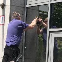 Sonnenschutzfolien Spiegelfolien Hitze Blend Uv Schutz Fur Fenster
