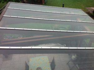 Terrassendach-VSG-Glas