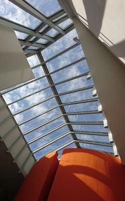 dachverglasung sonnenschutz mit sonnenschutzfolien f r. Black Bedroom Furniture Sets. Home Design Ideas