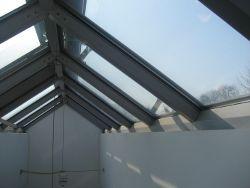 Dachverglasung-Sonnenschutzfolie