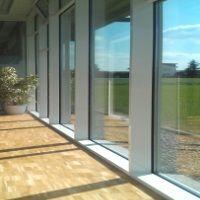 Sonnenschutz-Schaufenster