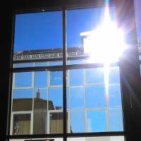 Sonnenschutz-Silberfolie