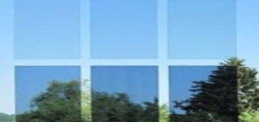 au en oder innen welche sonnenschutzfolie spiegelfolie ist besser. Black Bedroom Furniture Sets. Home Design Ideas