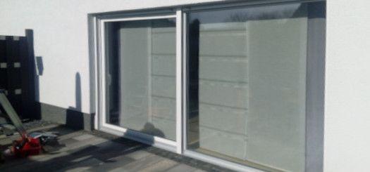Terrassentür – Sonnenschutz für Fenster & Glastüren mit