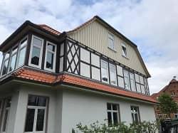 Wärmeschutz mit Sonnenschutzfolien für historische Gebäude unter Denkmalschutz